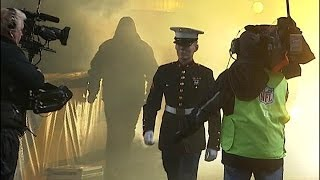 Local Marine Surprises Family with Homecoming at Steelers Game