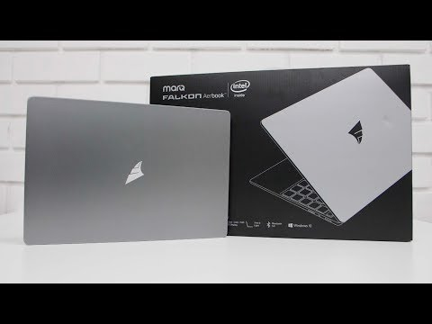 MarQ Falkon Aerbook Laptop First Looks & Overview
