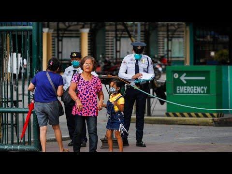 Philippinen: Erster Coronavirus-Toter außerhalb Chinas