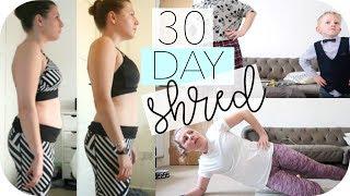 30 Day Shred / Crash Test Mummy