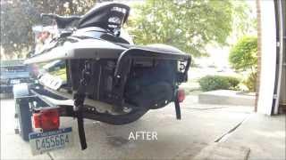 9. Yamaha FX HO Riva Free Flow Exhaust 2007