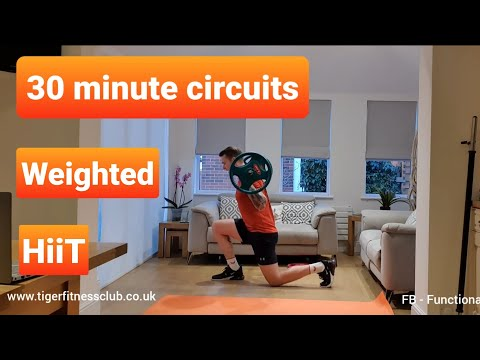 Circuits | At home workout | bodyweight or weighted | corona virus isolation