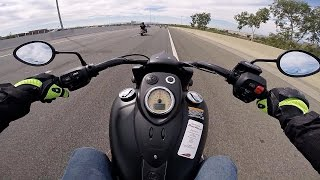 4. 2016 Indian Chief Dark Horse - Test Ride Review