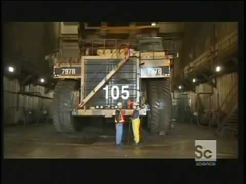 WORLDS BIGGEST TRUCK CATERPILLAR
