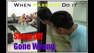 """What happen when fathers shows off and kids heard everything. Watch this video to see the reactions of Up & Haryanvi dad when their kids ask them for money. Wait for the twist at the end.Actors:Vatan SachanKunalGourav VermaCamera Person:Mahesh Bairwa-~-~~-~~~-~~-~-Please watch: """"IMPRESSING {HOT GIRL} GONE WRONG with """" https://www.youtube.com/watch?v=HQbW8327lfE-~-~~-~~~-~~-~-"""