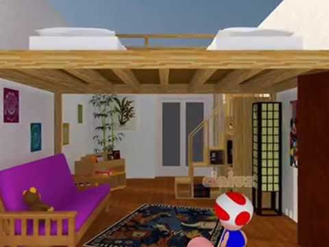 Comment monter lit mezzanine la r ponse est sur - Comment fabriquer un lit mezzanine ...
