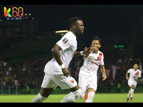 Guy Junior Cemerlang, PSM Libas Home United 4 0