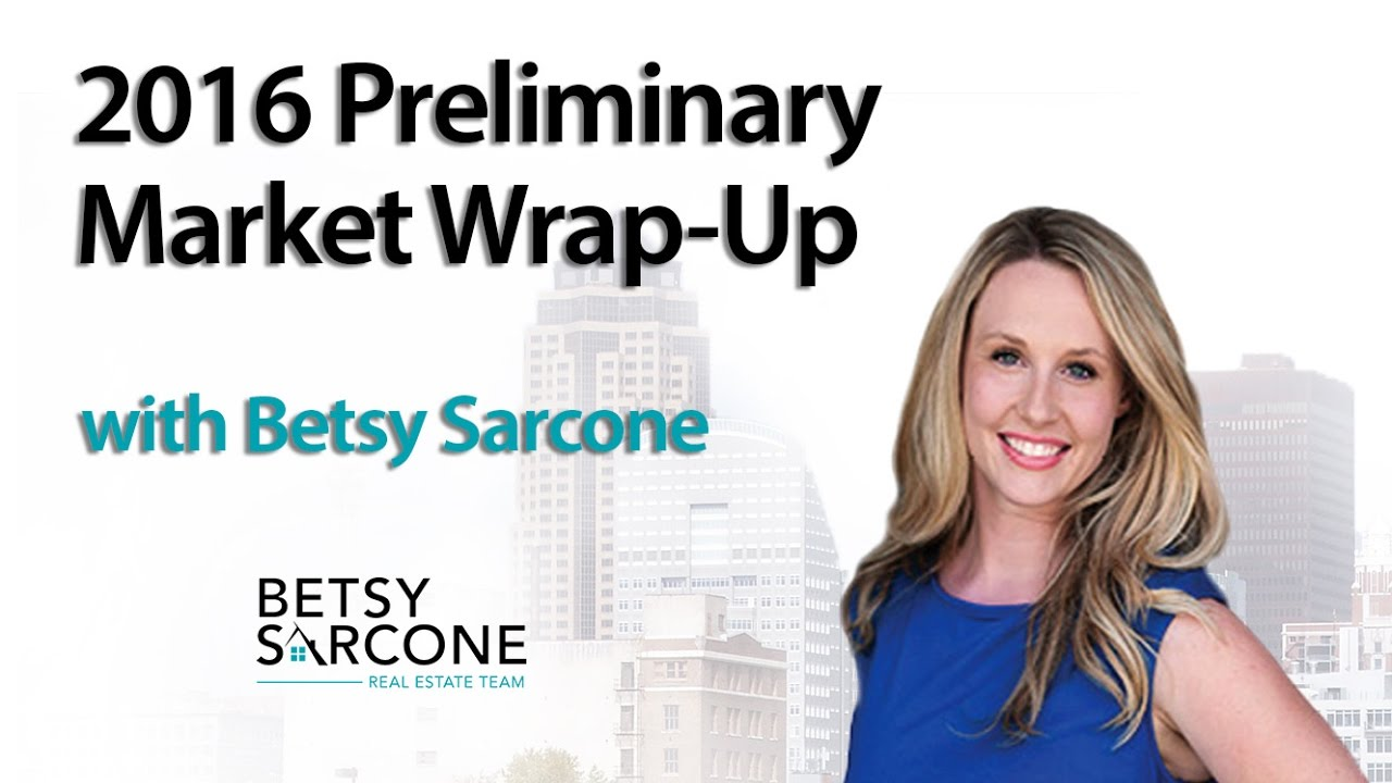 Our 2016 Preliminary Market Wrap-Up