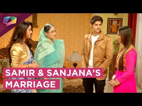 Samir And Sanjana To Get Married | Anjali Jealous