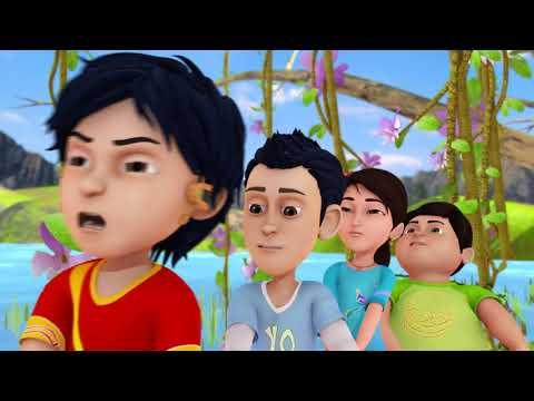 Video Shiva - Full Episode 43 - The Crocodile download in MP3, 3GP, MP4, WEBM, AVI, FLV January 2017