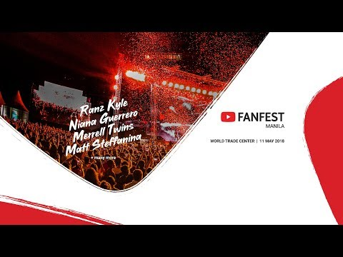 Download YouTube FanFest Philippines 2018 - Livestream HD Mp4 3GP Video and MP3