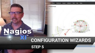 Using Configuration Wizards in Nagios XI (Step 5)