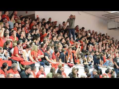 2016-10-30 - MTE-ZTE - Szurkolás (видео)