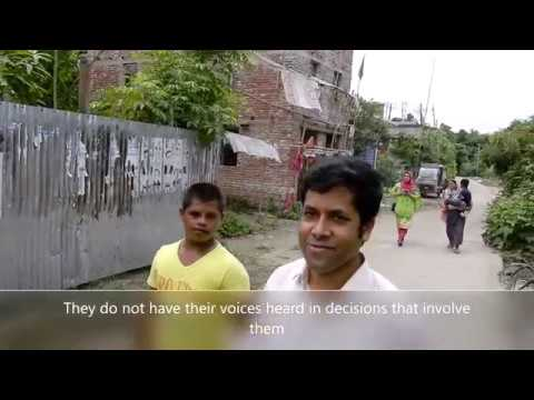 Ver vídeo DSi project update: Bangladesh self advocacy 2019