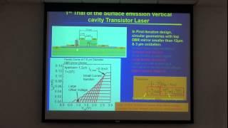 Illinois NanoBio Node - Vertical Cavity Transistor Laser
