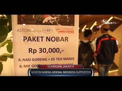 B SPORT – Nonton Bareng Arsenal Indonesia Supporters