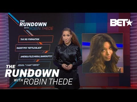 Keisha Lance Bottoms's Sweet Victory & Sharon Reed's Sweet Clapback | The Rundown With Robin Thede