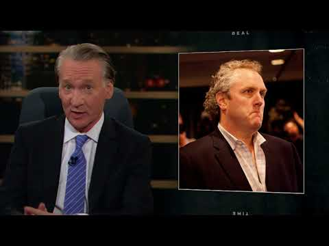 New Rule: Washington D-List | Real Time With Bill Maher (HBO)