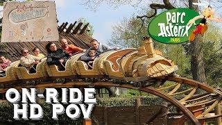 SOS Numérobis : On-Ride (HD POV) - Parc Astérix (France)