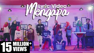 Video Gen Halilintar - Mengapa (Lyric Video) MP3, 3GP, MP4, WEBM, AVI, FLV Maret 2018