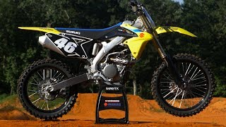 1. First Ride 2018 Suzuki RMZ250 - Motocross Action Magazine