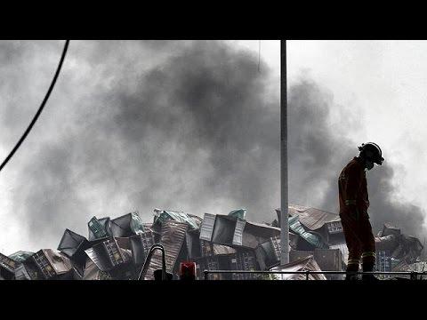 Κίνα: 85 νεκροί ο τελευταίος απολογισμός των φονικών εκρήξεων