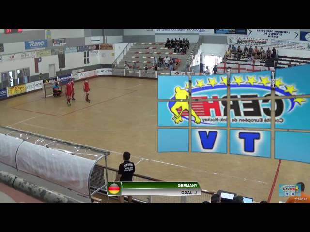 """Germany-Austria   Group """"A""""   Euro U17 Mieres 2016   Game #3"""