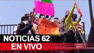 Entierran a sus familiares fallecidos por covid-19 en México – Noticias 62 - Thumbnail