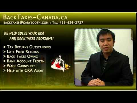 P16 Income Tax Preparation Services in Toronto | backtaxescanada.ca