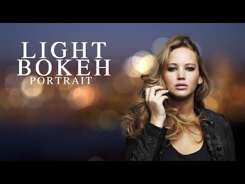 Video Photoshop Tutorial: Light Bokeh Background Portrait [Photoshopdesire.com] download in MP3, 3GP, MP4, WEBM, AVI, FLV January 2017