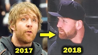 Video 10 Current WWE Wrestlers Who Changed Their Look - Dean Ambrose, Braun Strowman & more MP3, 3GP, MP4, WEBM, AVI, FLV Juni 2018