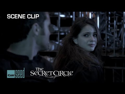 The Secret Circle | Jake Frees The Circle From A Life Of Sin | CW Seed
