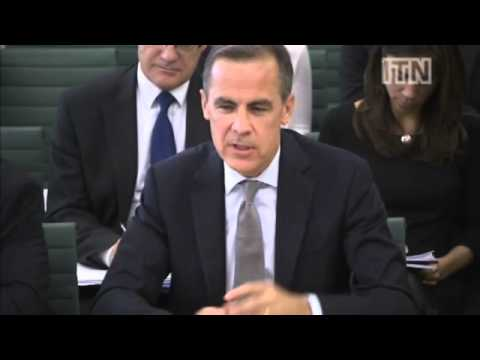 governor of bank of england - The Bank of England governor, Mark Carney, defends his pledge to keep interest rates at record lows for up to three years. Speaking in front of the cross-par...
