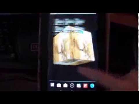 Video of Tự ghép ảnh 3D - hinh nen dong