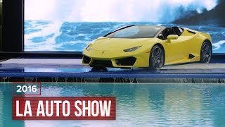 Lamborghini Huracan RWD Spyder puts 580 horses through the rear wheels by Roadshow