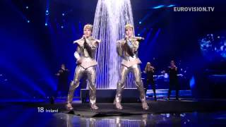 Jedward - Waterline - Live - 2012 Eurovision Song Contest Semi Final 1 - YouTube