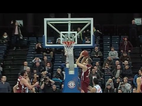 7DAYS EuroCup Round 1 Top 10 Plays
