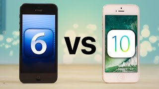 Life & Death of iPhone 5 Planned Obsolescence Test. iOS 6.0 vs iOS 10.3.3. First vs Last iOS Version on iPhone 5. Very Interesting Results!iPhone 4S Same Test: https://youtu.be/zH7FslRYsNg
