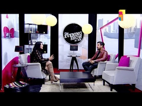 Chief Heart Officer of Latido Leathers Bilal Ahmed Shah | THE EVENING SHOW AT SIX
