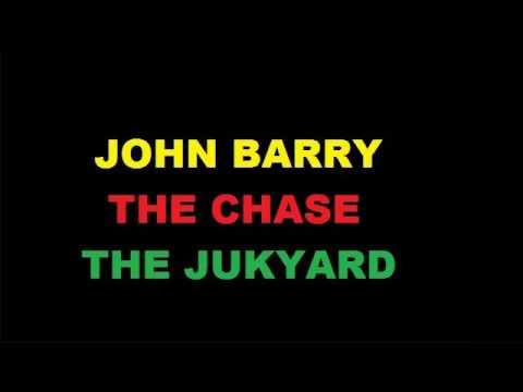 JOHN BARRY - THE CHASE 1966 - SOUNDTRACK