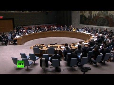 Заседание Совбеза ООН по Украине 19-20 марта 2014