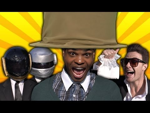 Parody - GET PHARRELL WILLIAMS