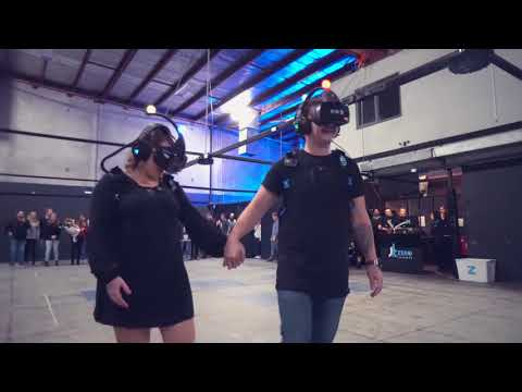 Virtual Reality Marriage Proposal