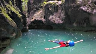 Badian Philippines  city photos gallery : Greatest Day Ever!! Canyoneering Kawasan Falls Badian, Cebu Philippines [3 months in Southeast Asia]