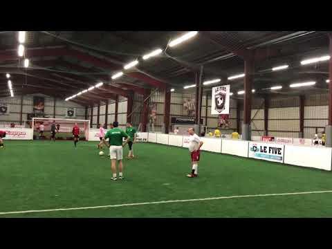 Vidéo du match Old School 21-6 Vieilles Gloires