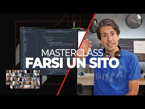 Il video di Riccardo Palombo