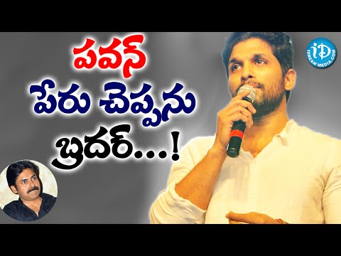 Allu Arjun Speech - Sarrainodu Success Meet @ Vijayawada || Rakul Preet || Aadhi