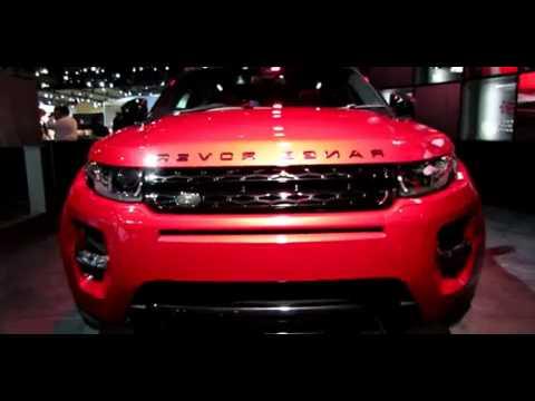 2014 Range Rover Evoque Coupe