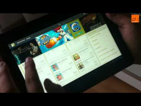 Sony Tablet S, lo hemos probado