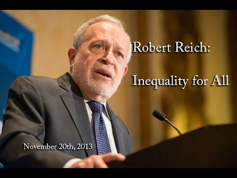 robert reich class in session